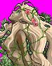 植物の精 アルラウネ